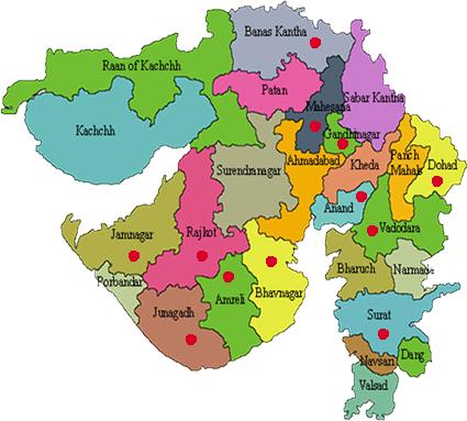 gujrat-map